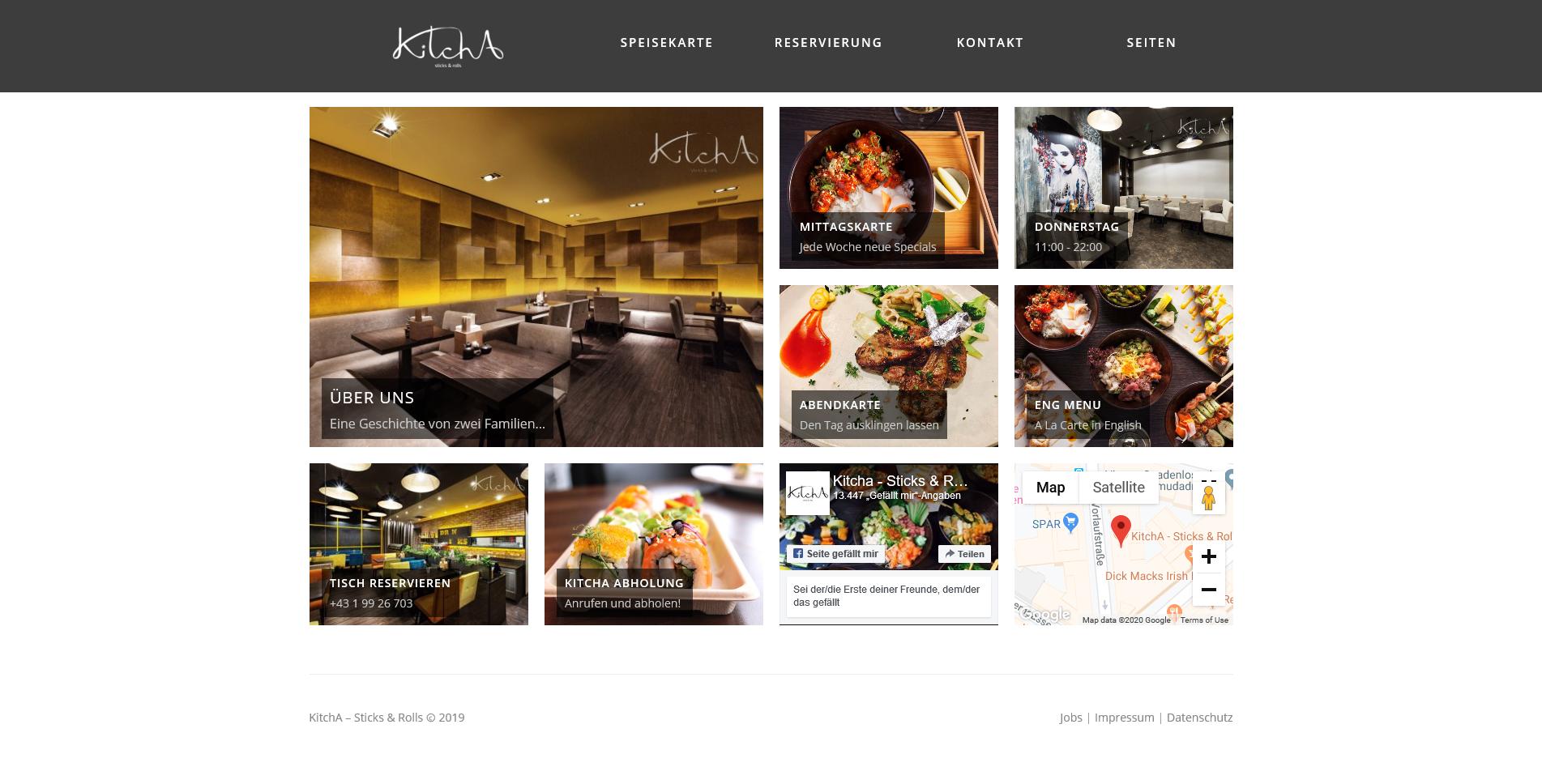 TechChild IntelliChance – KitchA Sticks Rolls Asiatische Fusionsküche